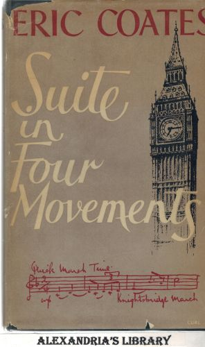 Image for Suite in Four Movements - An Autobiography