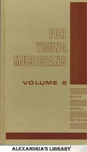 Image for For Young Musicians - Volume 2 - a Handbook