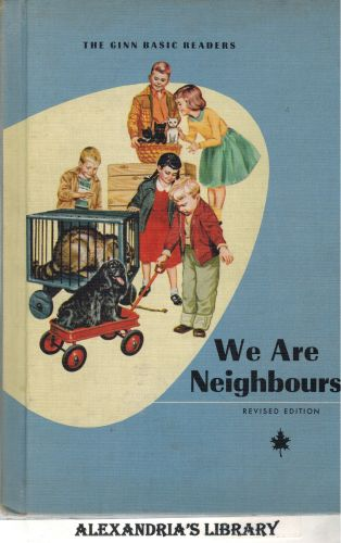 Image for We Are Neighbours - Revised Edition: The Ginn Basic Readers
