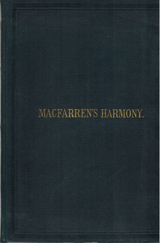 Image for The Rudiments of Harmony, with Progressive Exercises and Appendix, Twentieth and Revised Edition.