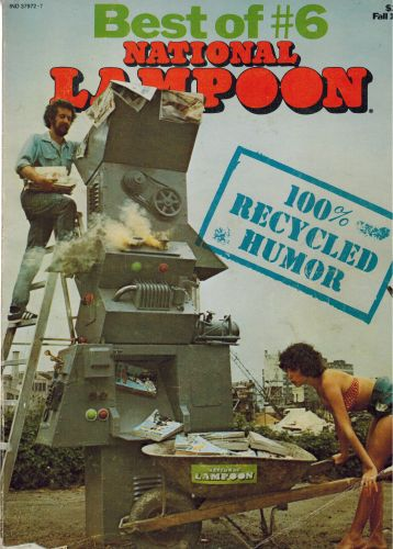 Image for Best of National Lampoon # 6: Fall 1976