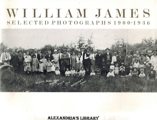 Image for Williams James: Selected photographs, 1900-1936
