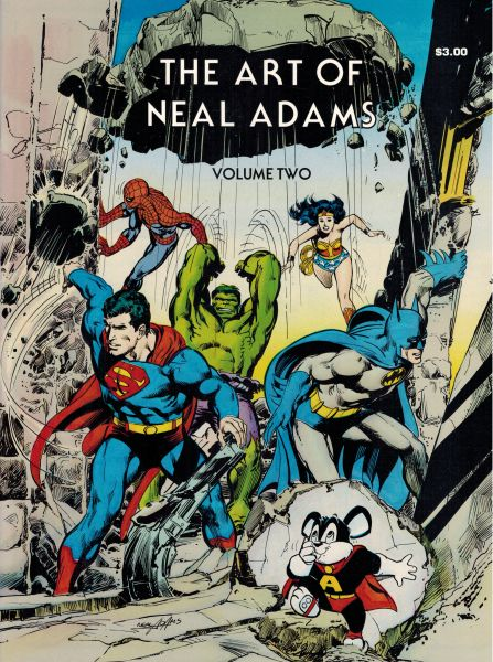 Image for The Art of Neal Adams - Volume Two
