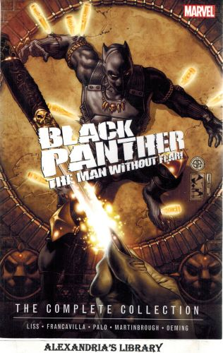 Image for Black Panther: The Man Without Fear - The Complete Collection