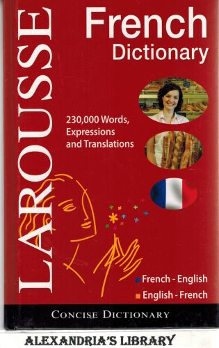 Image for Larousse Concise French-English/English-French Dictionary