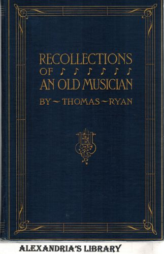 Image for Recollections of an Old Musician