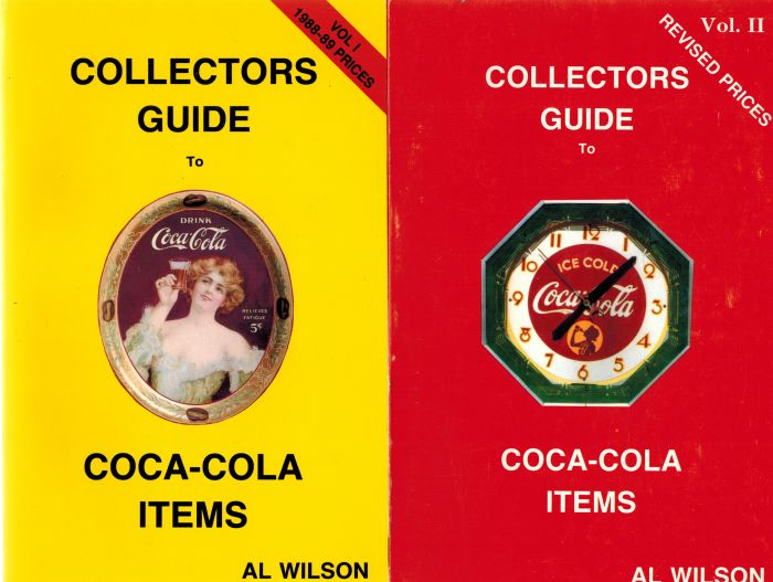 Image for Collectors Guide to Coca-Cola Items Vol I (1988-89 Prices)  & Vol. II