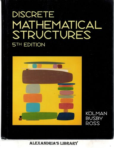 Image for Discrete Mathematical Structures (5th Edition)