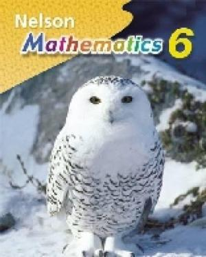 Image for Nelson Mathematics 6 : Student Text
