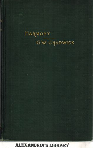 Image for Harmony: A Course of Study
