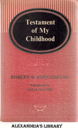 Image for Testament of My Childhood