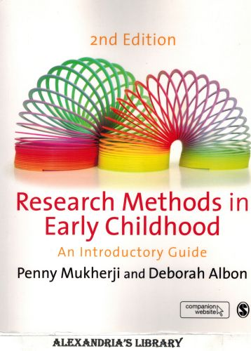 Image for Research Methods in Early Childhood: An Introductory Guide