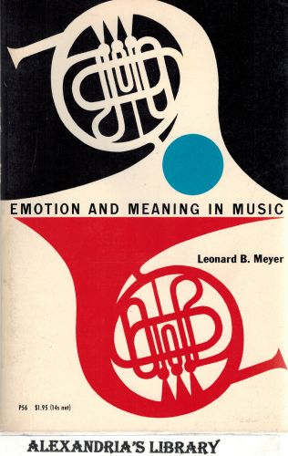 Image for Emotion and Meaning in Music (Phoenix Books)