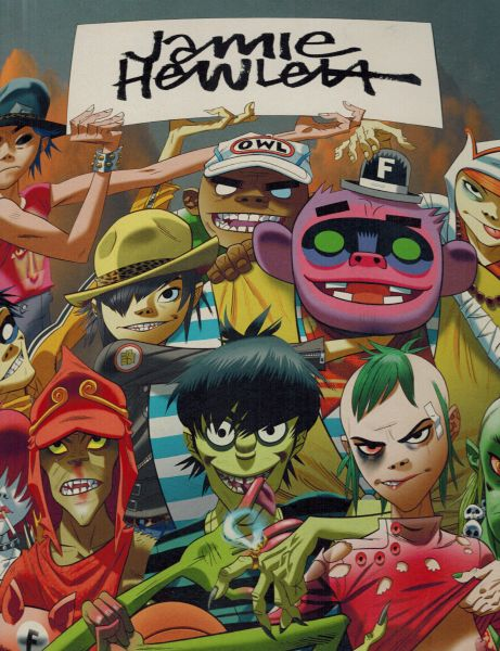 Image for Jamie Hewlett (Multilingual Edition)