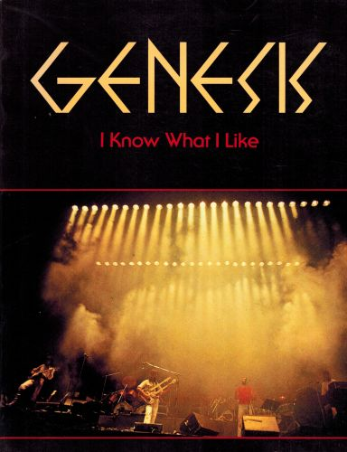 Image for Genesis: I Know What I Like
