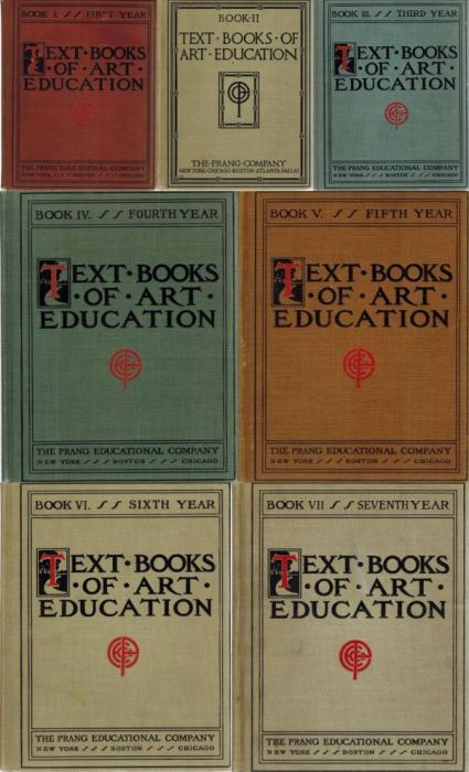 Image for Text Books of Art Education - Books I - VII
