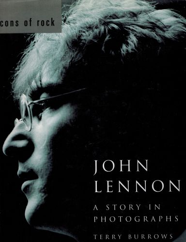 Image for John Lennon: A Story in Photographs
