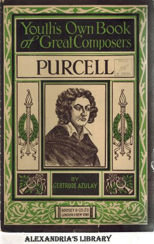 Image for Purcell: Youth's Own Book Og Great Composers