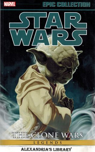 Image for Star Wars Legends Epic Collection: The Clone Wars Vol. 1