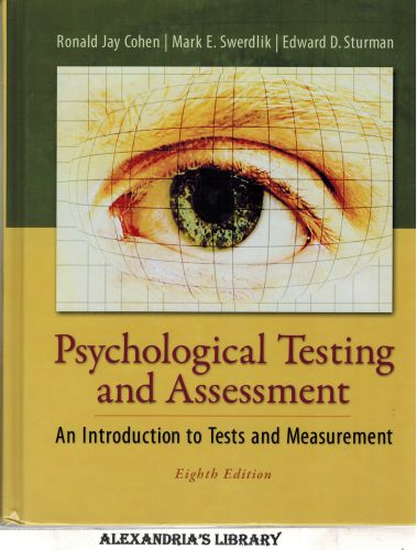 Image for Psychological Testing and Assessment 8e