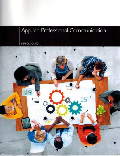 Image for Applied Professional Communication