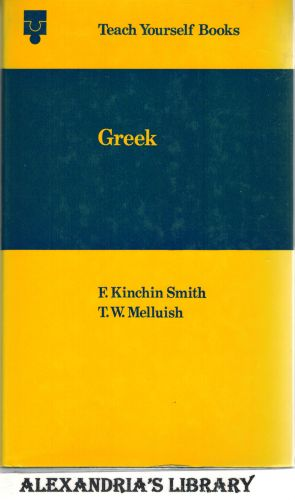 Image for Greek (Teach Yourself) 2nd Edition