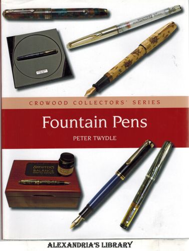 Image for Fountain Pens: A Collector's Guide (Crowood Collectors' Series)
