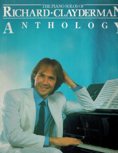 Image for The Piano Solos of Richard Clayderman Anthology (Music Sales America)