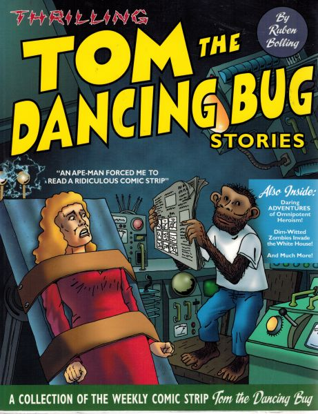 Image for Thrilling Tom the Dancing Bug Stories