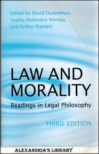 Image for Law and Morality: Readings in Legal Philosophy (Toronto Studies in Philosophy) 3e