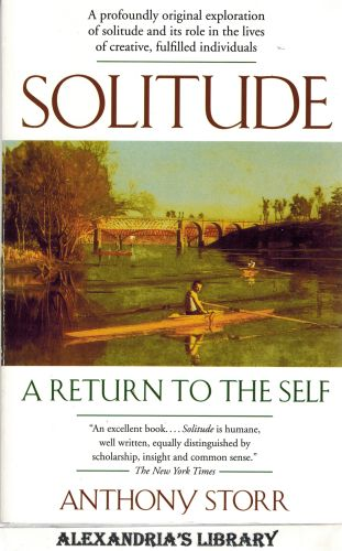 Image for Solitude: A Return to the Self