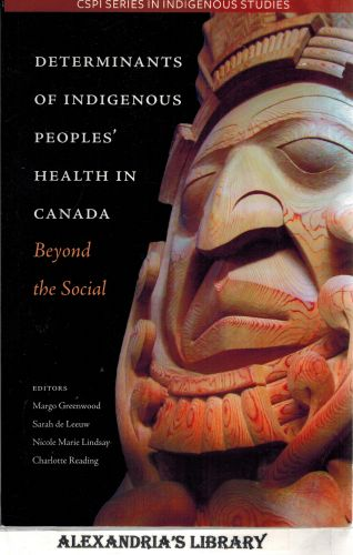 Image for Determinants of Indigenous Peoples' Health in Canada