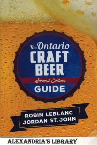 Image for The Ontario Craft Beer Guide: Second Edition