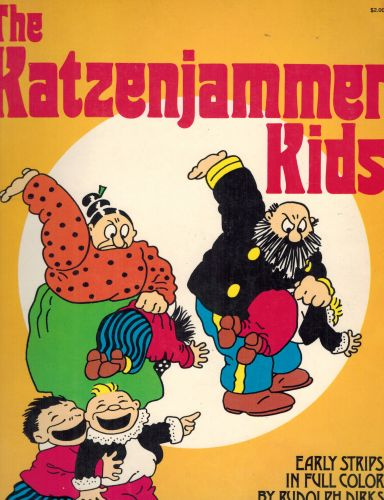 Image for The Katzenjammer Kids: Early Strips in Full Color.