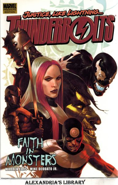 Image for Thunderbolts  Vol. 1: Faith in Monsters