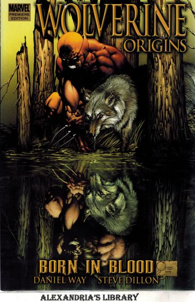 Image for Wolverine: Origins Volume 1: Born In Blood Premiere HC (Wolverine (Mass))