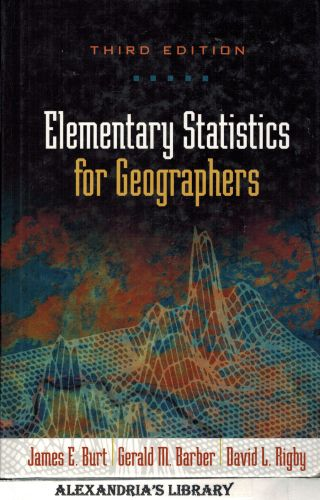 Image for Elementary Statistics for Geographers, Third Edition