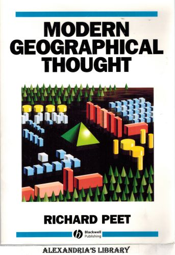 Image for Modern Geographical Thought