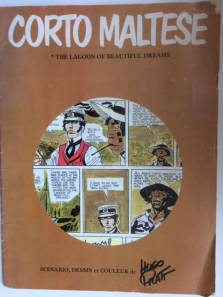 Image for Corto Maltese: The Lagoon of Beautiful Dreams