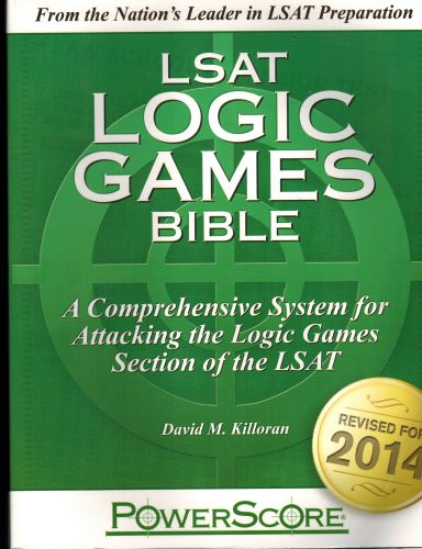 Image for The PowerScore Digital LSAT Logic Games Bible (Powerscore Test Preparation)