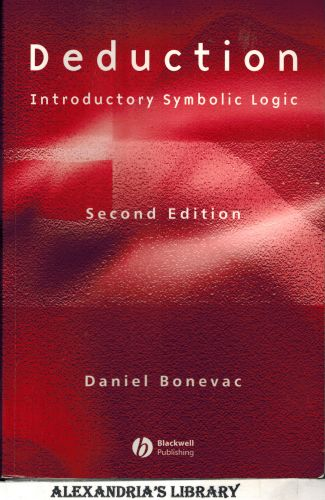 Image for Deduction: Introductory Symbolic Logic 2e