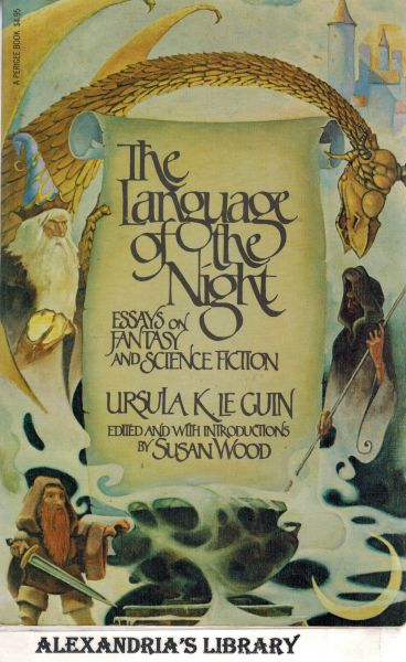 Image for The Language of the Night: Essays on Fantasy and Science Fiction