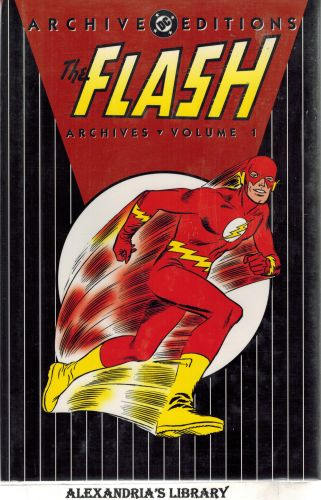 Image for Flash, The: Archives - Volume 1 (Archive Editions)