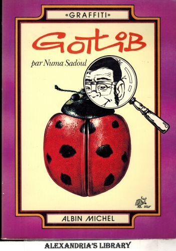 Image for Gotlib (Graffiti) (French Edition)