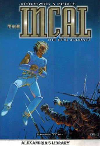 Image for The Incal: The Epic Journey