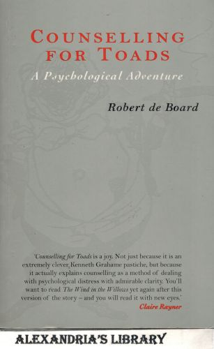 Image for Counselling for Toads - A Psychological Adventure