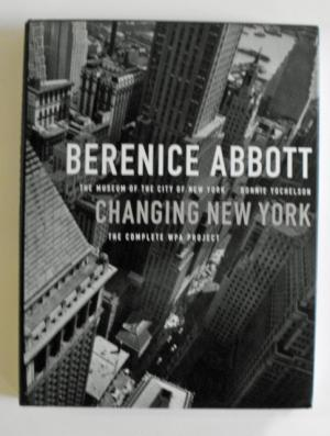 Image for Berenice Abbott: Changing New York