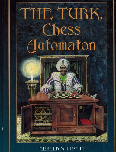Image for The Turk, Chess Automaton