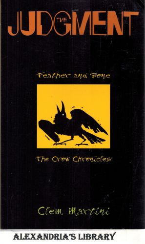 Image for The Judgment (Feather and Bone: The Crow Chronicles)