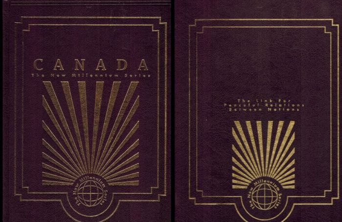 Image for Canada The New Millennium Series (Slipcase)